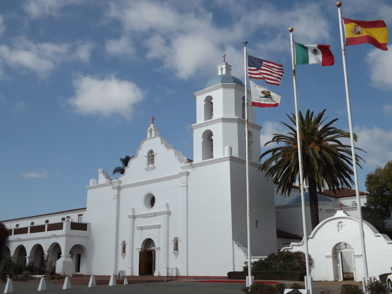 The Centauride Mission San Luis Rey The King Of The Missions