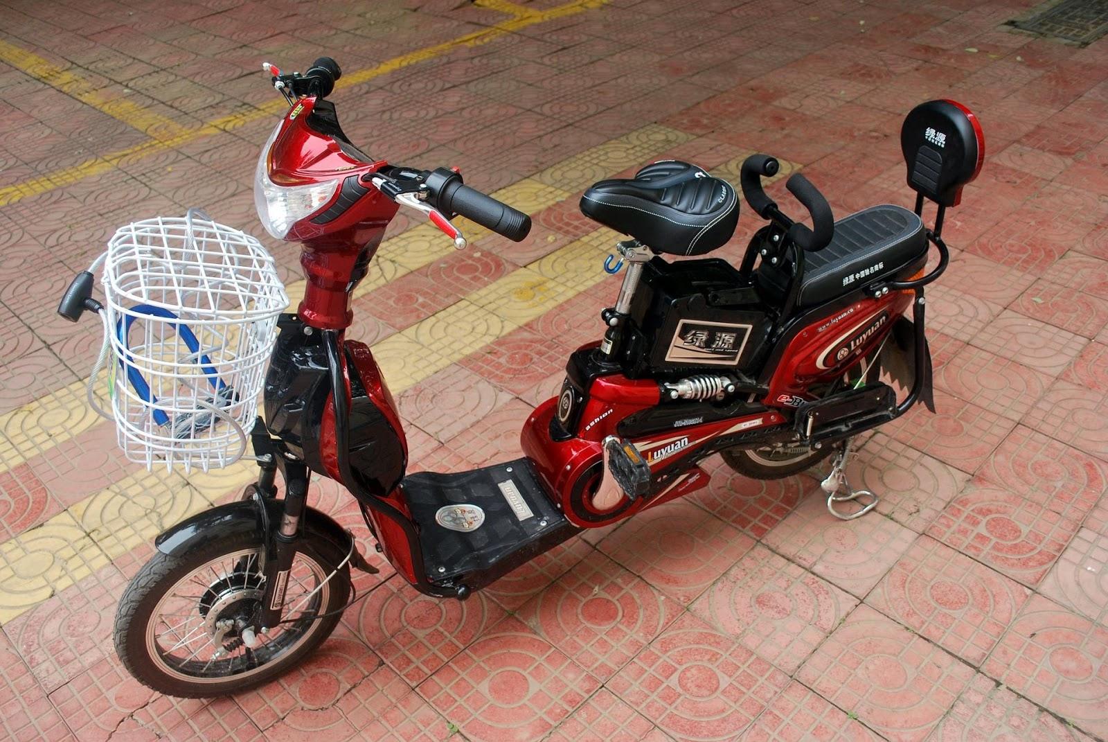 E-bike's Battery Life
