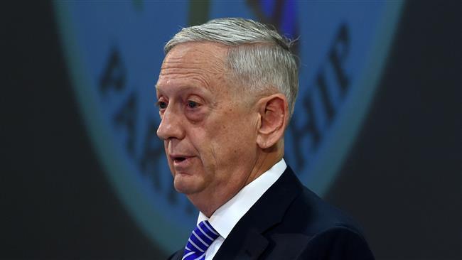 US Defense Secretary James Mattis accuses Russian President Vladimir Putin of international 'mischief'