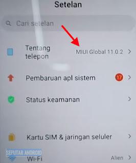 Cara Ganti Font Di Hp Xiaomi Miui 11 Terbaru Dengan Mudah Tanpa Root