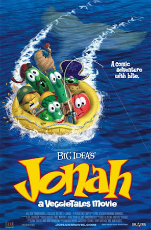 Poster Of Jonah: A VeggieTales Movie 2002 In Hindi Bluray 720P Free Download