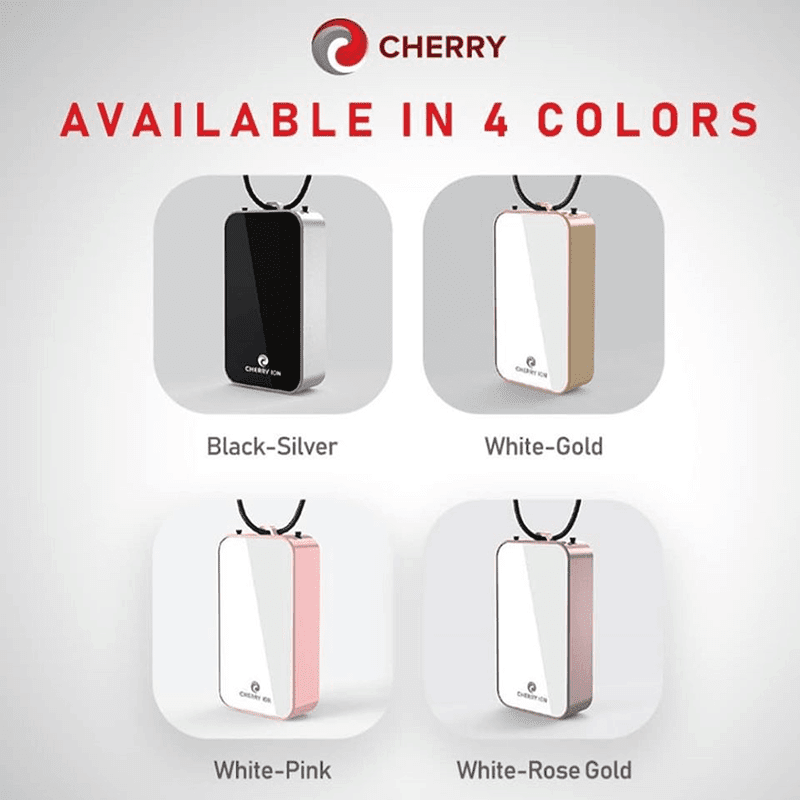 Different colors of Cherry Ion