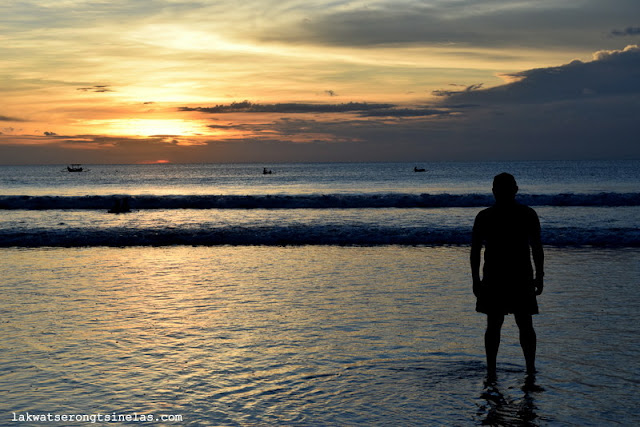 THE BEST VANTAGE FOR A BALINESE SUNSET EXPERIENCE