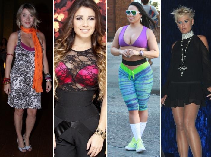 fda8e0361 As 6 famosas mais mal vestidas do Brasil!