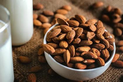 10 Manfaat Dan Kandungan Gizi Kacang Almond