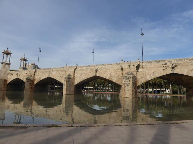 puente de aragon valencia