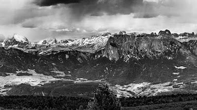 Berge Bozen und Umgebung