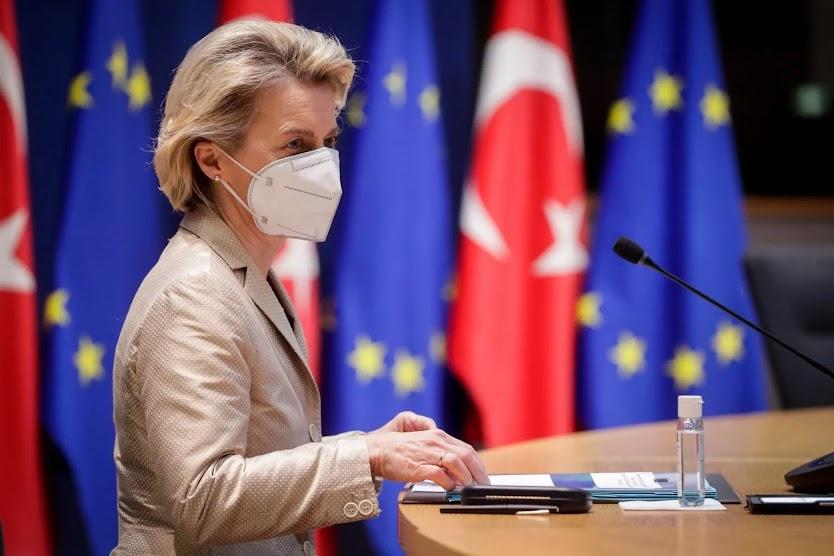 Οι Βρυξέλλες στην υπηρεσία της Τουρκίας