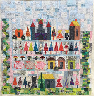 That Fairytale Quilt' made by Sherry