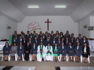 Majelis Jemaat GPIB SHALOM Periode 2002-2006