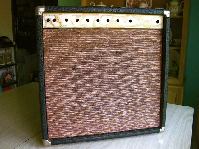 "guitar, amplifier, vacuum tube, tubes, Jim Clifford, Jimmy Clifford, organ, organ amp parts, 12"","