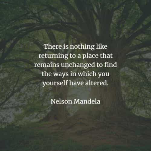 Famous quotes and sayings by Nelson Mandela