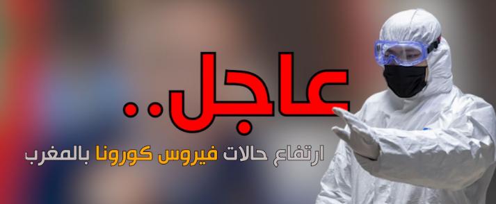 """عاااجل ..المغرب يسجل 2044 إصابة مؤكدة جديدة بـ""""كورونا"""" في 24 ساعة"""