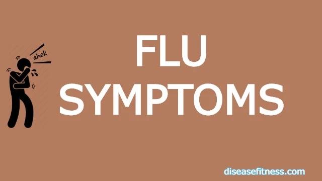 Flu Symptoms and treatment 2020