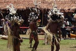 Sejarah Tari Perang Papua Barat Dan Kalimantan Timur