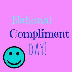 National Compliment Day Wishes Images