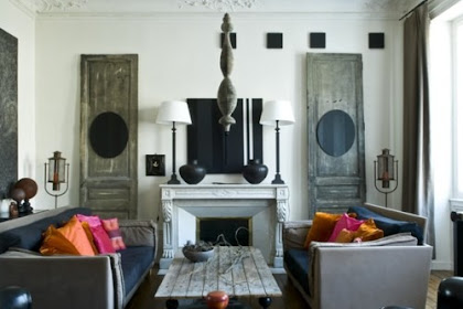 4 Tips Decorating Ideas Amongst Former Doors As Well As Windows