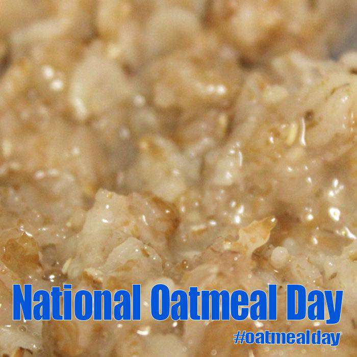 National Oatmeal Day Wishes pics free download