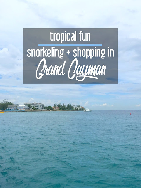 Tropical Fun: Snorkeling and Shopping in Grand Cayman   CosmosMariners.com