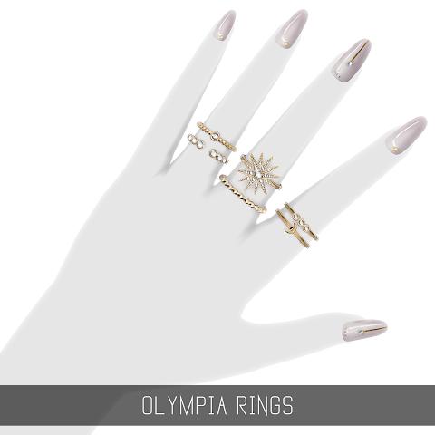 OLYMPIA RINGS (PATREON)