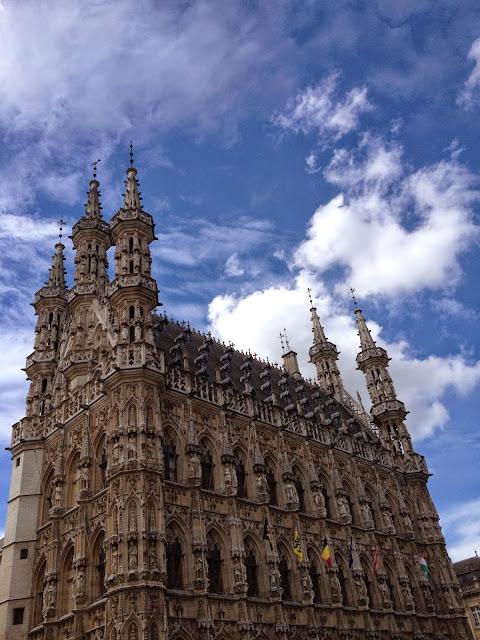 Ayuntamiento Leuven