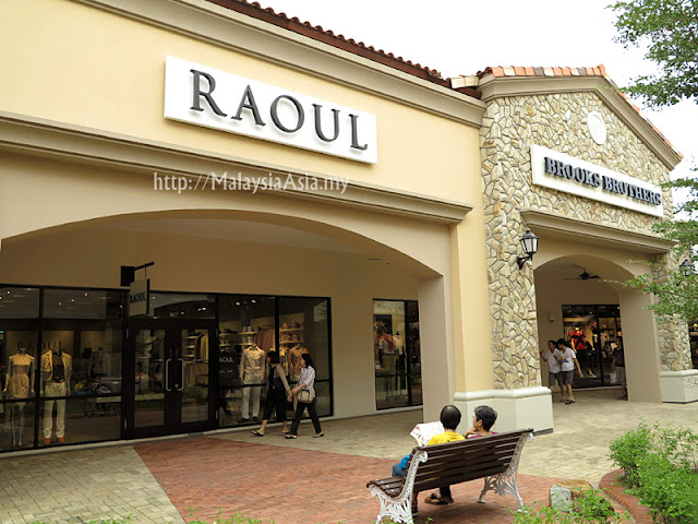 Malaysia Raoul Outlet