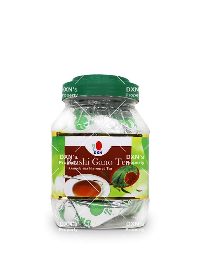 DXN Reishi Gano Tea | Mushroom Products