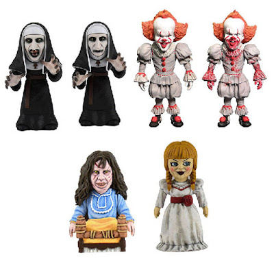Toy Fair 2020 Diamond Select Horror Dformz Figures