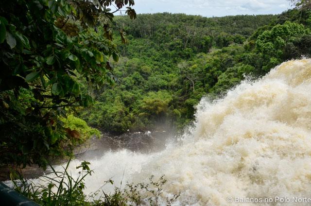 Cachoeiras no Nordeste