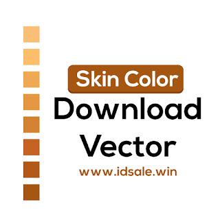 Download Gratis 8 Kode Tabel Warna Kulit untuk Desain