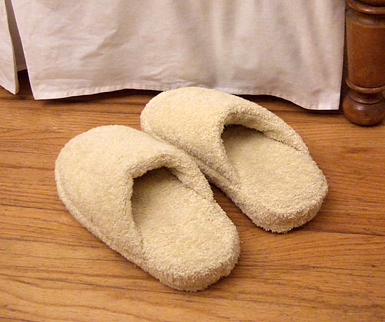 Slippers DIY tutorial
