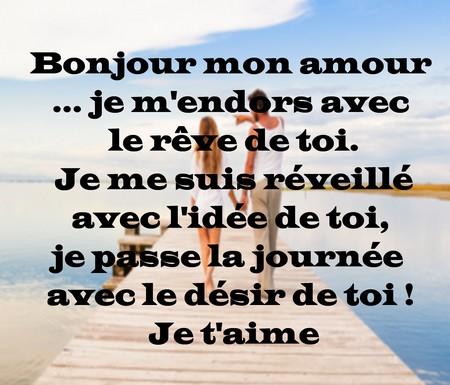 Message pour dire: bonjour ~ Messages et SMS d\'amour
