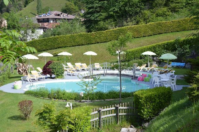 hotel con spa lago di ledro garden