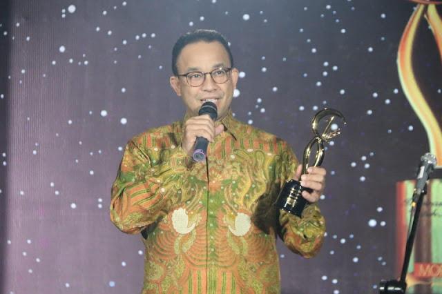 Setop Reklamasi, Anies Baswedan Dapat Penghargaan <i>MoeslimChoice Government</i>