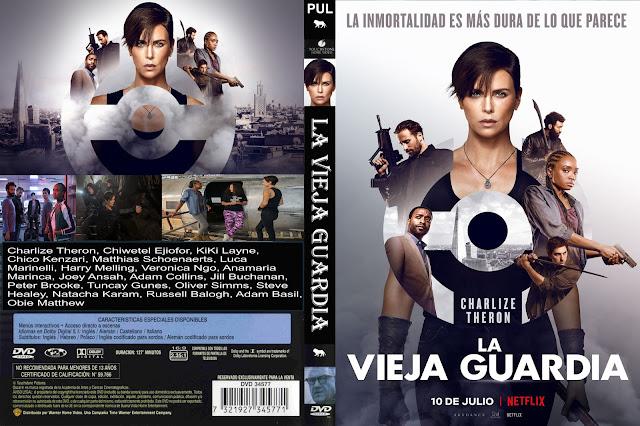 La vieja guardia dvd cover