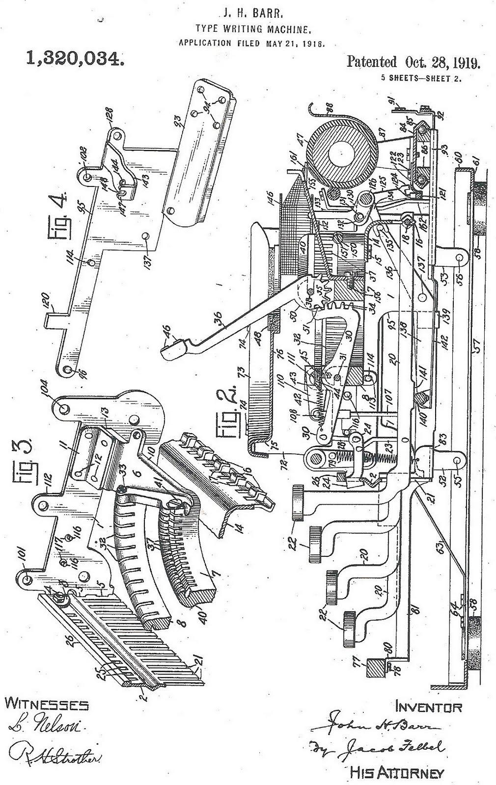 oz.Typewriter: John H.Barr and the Remington 1 Portable