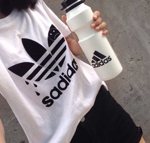0b10d97b3f87 Remera adidas  Remera Sadidas Swag Cool Tumblr adidas Nike - 2019 ...