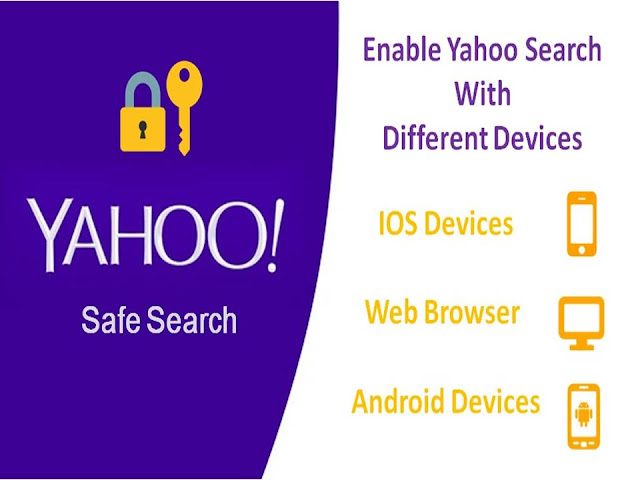 yahoo safe search