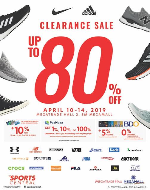 Nike, Adidas, New Balance Clearance Sale