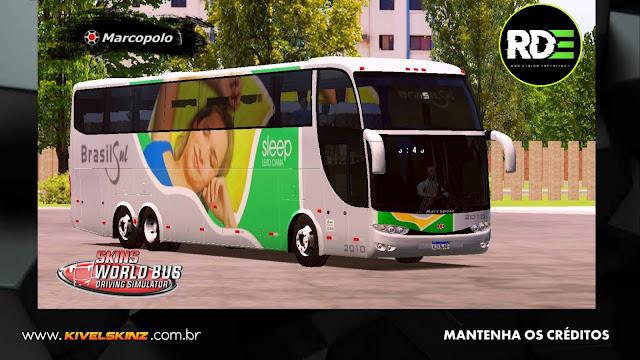 PARADISO G6 1550 LD - VIAÇÃO BRASIL SUL
