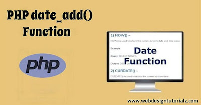 PHP date_add() Function