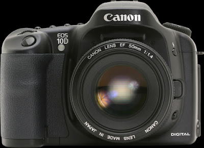 Canon EOS 10D DSLR Firmware Full Driversをダウンロード