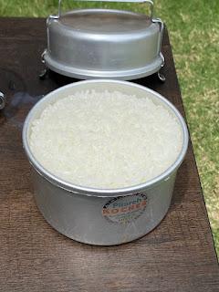 パイトーチ コッヘル ご飯の炊き方