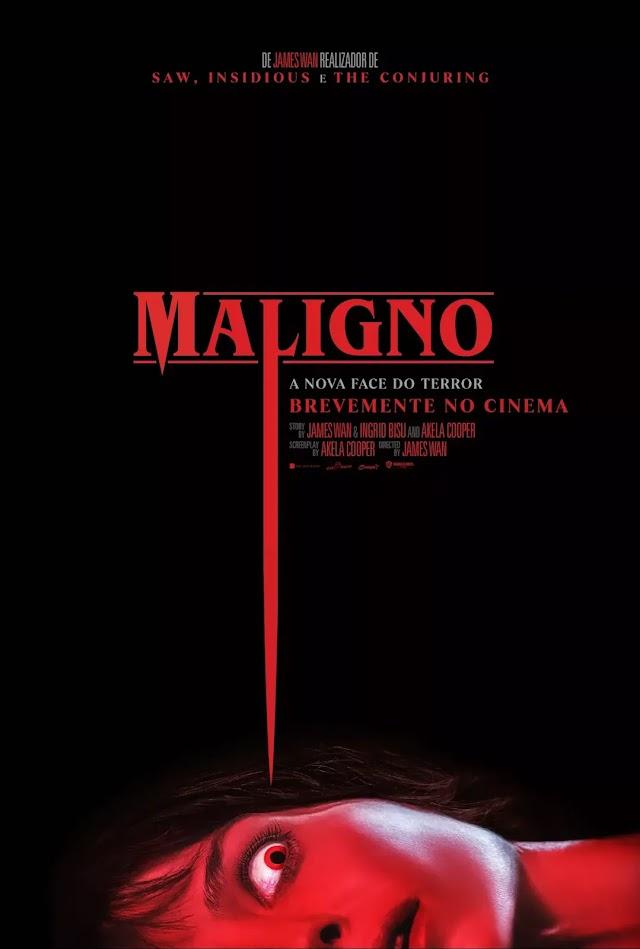 Maligno, Novo Filme de Terror de James Wan Chega aos Cinema a 9 de Setembro