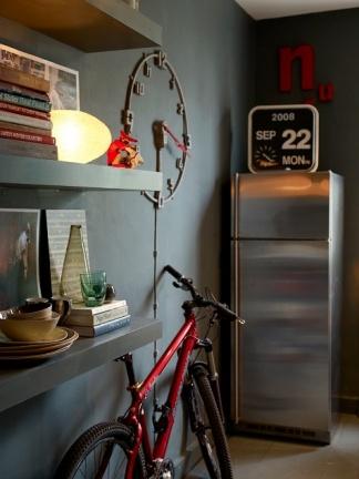 Mi rinc n de sue os ideas para guardar la bicicleta for Guardar bicicletas en el jardin