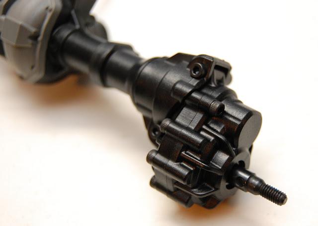 Traxxas TRX-4 Axle Portal Gearbox
