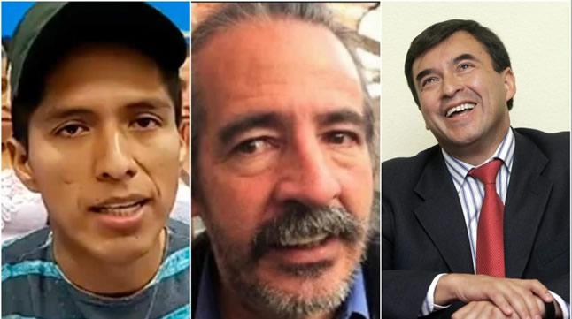 Estos son los tres amigos de Evo Morales que están incendiando Bolivia