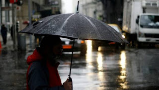 Onamet pronostica chubascos para este lunes por vaguada