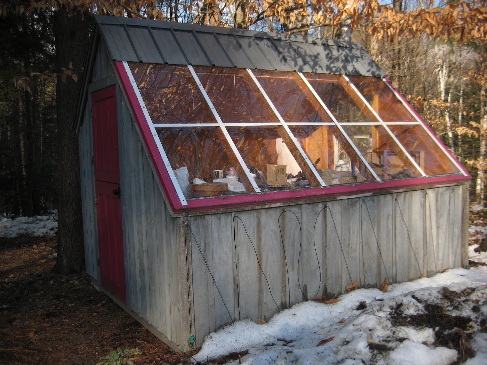 Sunshed. I Bought The Cutest Garden Shed ...