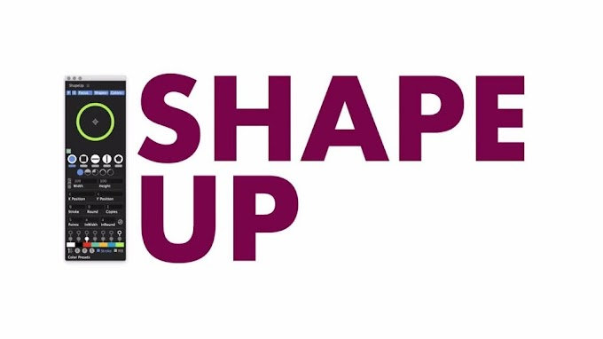 Shape Up v1.07[AEScripts][After Effects][Plugin][WIN][MAC]